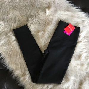 Spanx Essential Leggings X-Small Black - NWT
